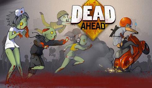Dead Ahead – мотораннер по городу с зомби