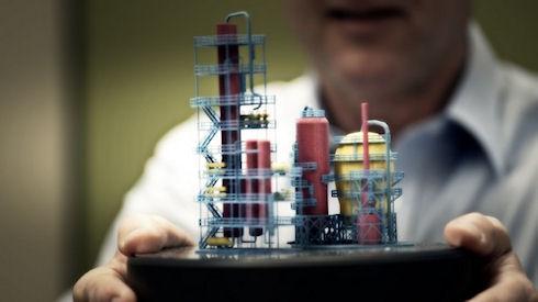 3D Multi Jet Fusion — технология для перспективных 3D принтеров