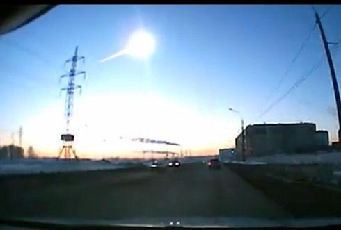 Взрыв челябинского метеорита эхом прокатился по планете