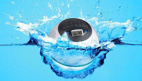 Aqua Dancer – динамик, который не боится воды