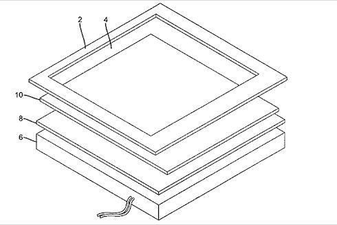 «Умная» рамка может появиться в гаджетах Apple
