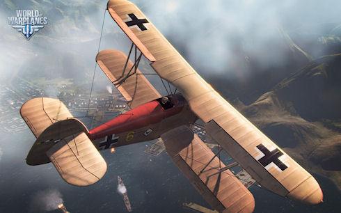 Открытое тестирование World of Warplanes