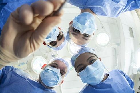 В Италии разработан метод пересадки головы человека