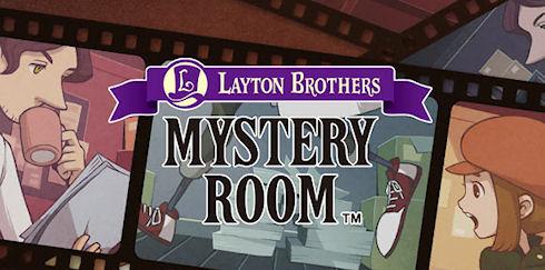 «Layton Brothers: Mystery Room» – используем дедуктивный метод