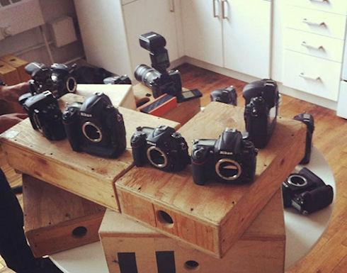 Фотограф придумал музыку для фотокамер Nikon