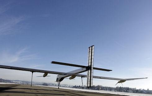 Solar Impulse – самолет на солнечной энергии