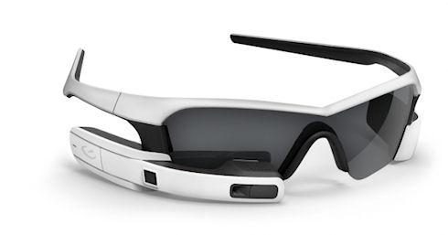 Recon Jet – аналог Google Glass для экстремалов