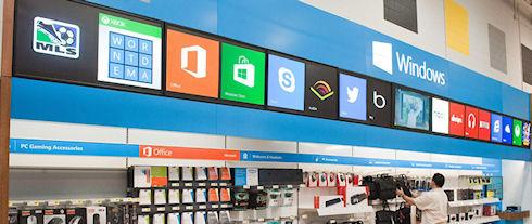 Первые компьютеры с Windows 8.1 появятся в продаже осенью