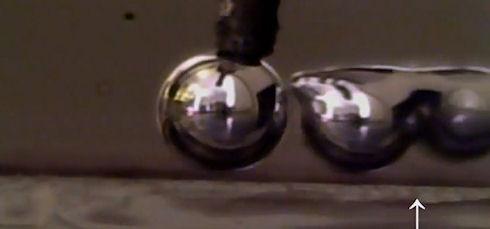 Ученые использовали 3D-принтер для печати жидким железом