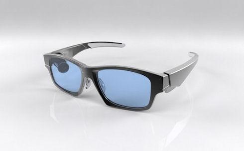 Очки GlassUp – оставьте смартфон в кармане!