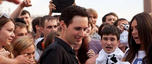 Павел Дуров избежал наказания после резонансного ДТП