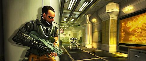 «Deus Ex: The Fall» ограничили для пользователей джейлбрейков