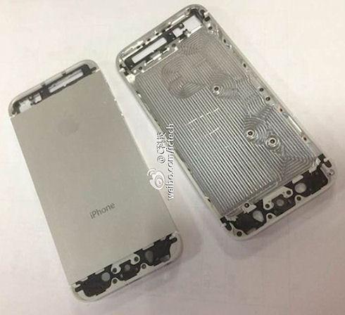 iPhone 5S – 4-дюймовый дисплей и старый процессор