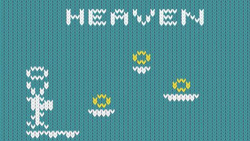 Knitted Deer – игра в стиле бабушкиного свитера