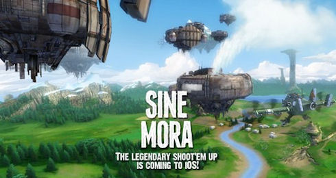 Sine Mora – консольный скрол-шутер на Android