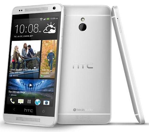 Анонс смартфона HTC One Mini