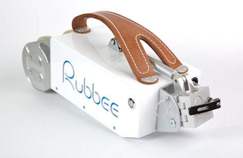 Rubbee — универсальный электродвигатель для велосипедов