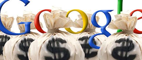 Google отчиталась за II финансовый квартал 2013 года