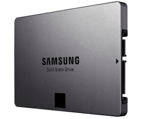 Новая серия SSD-накопителей Samsung 840 EVO