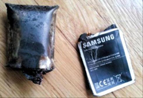 Владелица расплавившегося Galaxy S III не получит компенсацию от Samsung