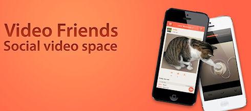 Video Friends – снимаем видео вместе с друзьями