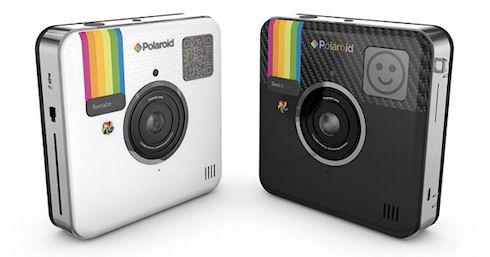 Polaroid Socialmatic – Android-камера со встроенным принтером