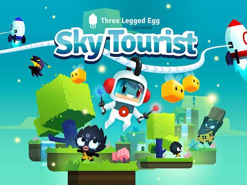 Sky Tourist – головоломные космические приключения