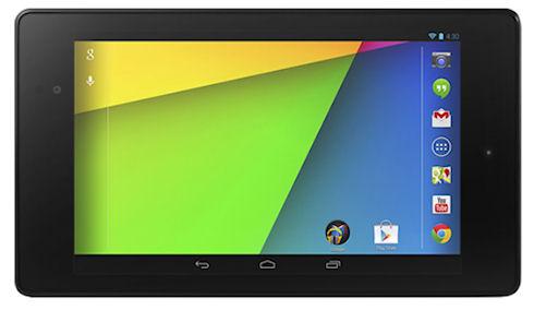 Новый Nexus 7 – мощный, быстрый, удобный, недорогой