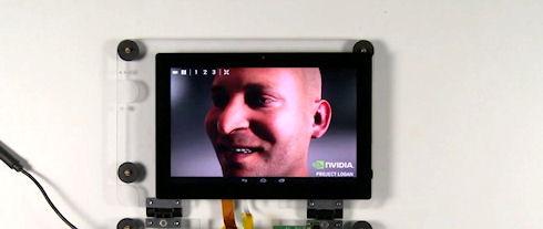 NVIDIA показала мобильную графику нового поколения