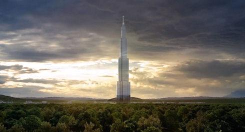 Начато строительство небоскреба Sky City высотой 838 метров