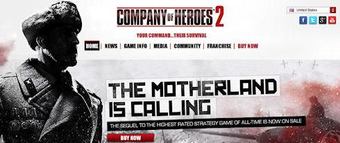 Company of Heroes 2 предлагают запретить за антироссийские настроения