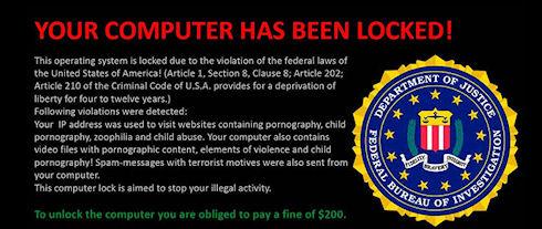 Американца арестовали за порнографию благодаря компьютерному вирусу