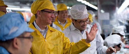 Foxconn готовится к производству iPhone 5S и бюджетного iPhone