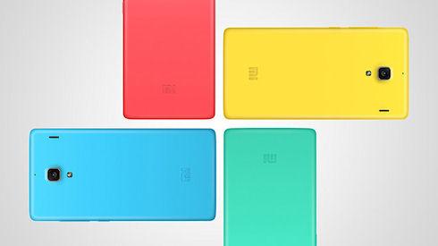 Xiaomi Red Rice – дешевый смартфон с 4-ядерным процессором