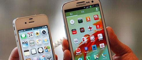 Смартфоны Galaxy удовлетворяют американцев больше, чем iPhone