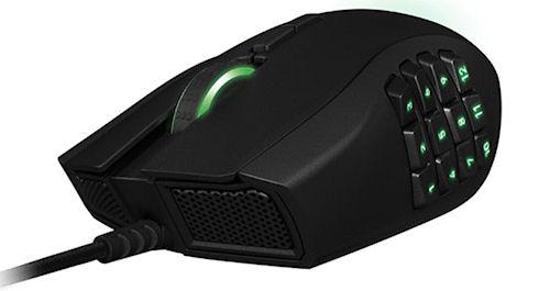 Razer Naga MMO – обновлена до идеала