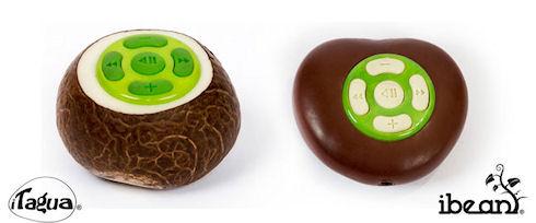 MP3-плееры из бобов и орехов на Kickstarter
