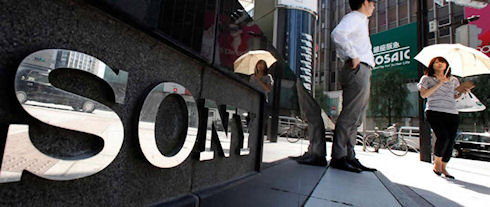 Sony получила первую прибыль после кризиса последних лет