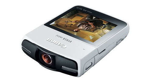 Canon Legria mini – компактная камера для творческих людей