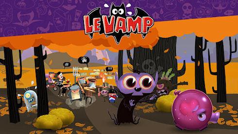 Le Vamp – приключения вампиреныша
