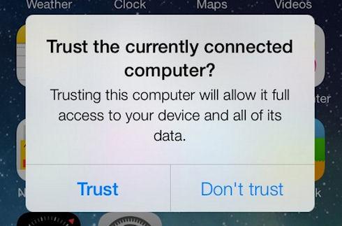 Apple устранила уязвимость зарядного устройства в iOS