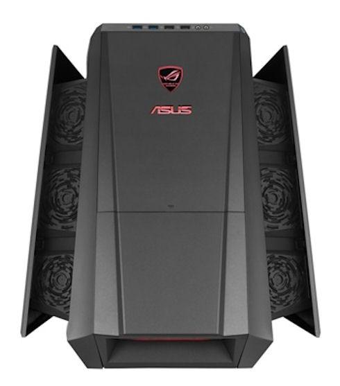 Asus ROG TYTAN G70 – игровой монстр с беспроводной зарядкой