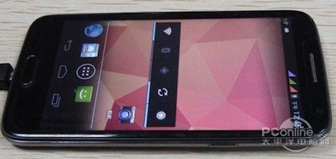 GooPhone X1+ - китайский трехсимочник скоро в продаже
