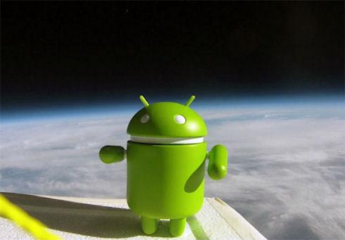 Android принадлежит 80% рынка мобильных ОС