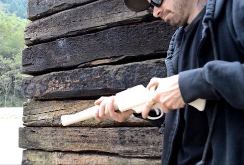 3D-ружье Grizzly 2.0 выдержало 14 выстрелов