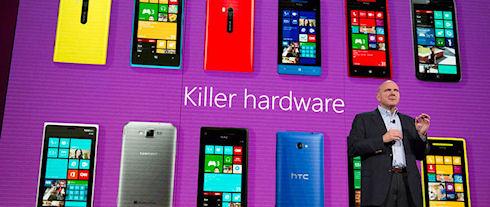 Microsoft создаст новую мобильную ОС и откажется от плиток
