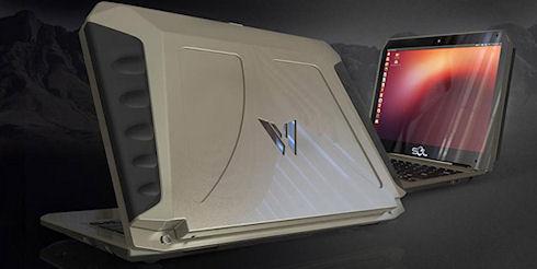 Sol – ноутбук на солнечной энергии