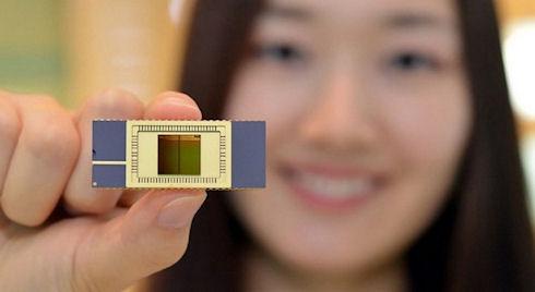 Samsung выпустит вертикальную флэш-память емкостью до 1 Тб