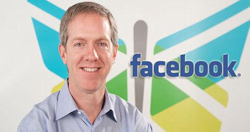 Гэри Бриггс стал первым директором по маркетингу Facebook