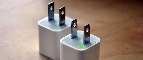 Apple обменяет нелицензионные зарядки за 10 долларов